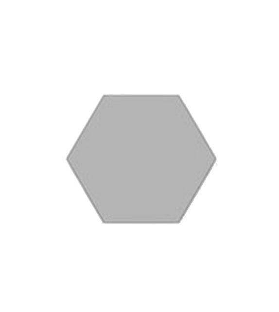 HEXAGONE GRIS CLAIR