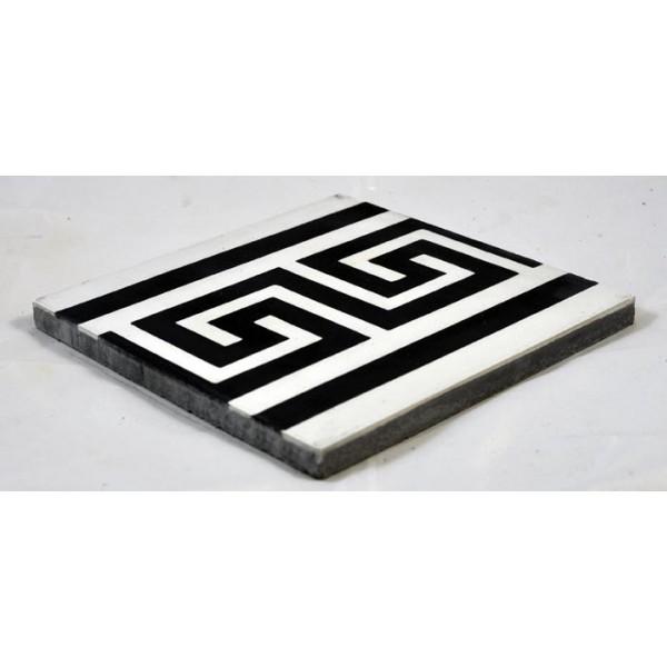 carreaux ciment frise grecque tradicim l carreaux ciment. Black Bedroom Furniture Sets. Home Design Ideas