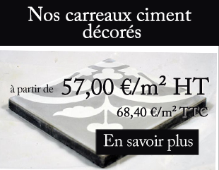 carreaux ciment pas cher carrelage pas cher tradicim l carreaux ciment de qualit petit prix. Black Bedroom Furniture Sets. Home Design Ideas